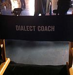 Dialect Coaching